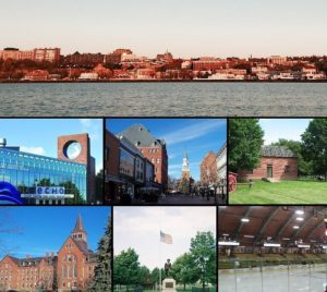 Collage_of_Burlington,_VT,_USA